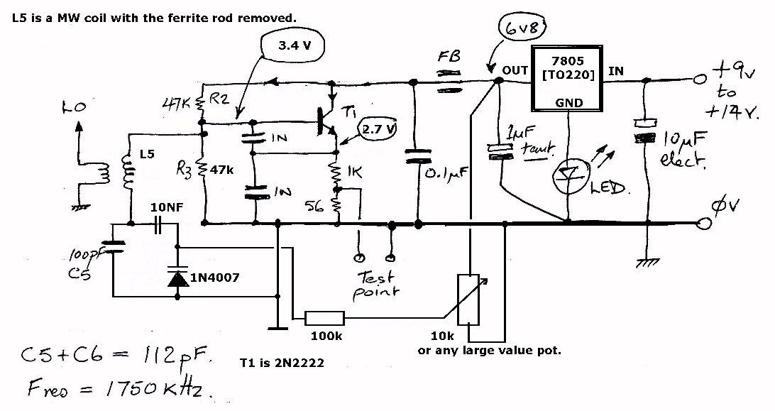 theaudio amplifier  u2013 low level